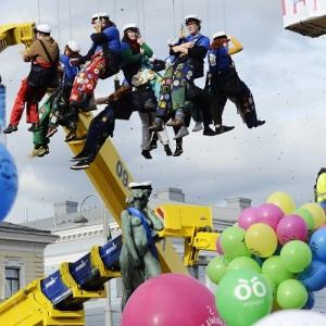 Праздник труда (День труда) в Финляндии