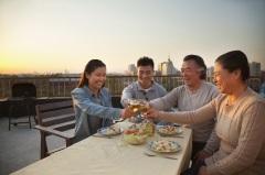 Праздник Чунъян в Китае