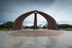 День Победы в Кыргызстане