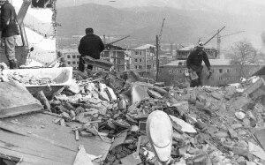 День памяти жертв землетрясения 1988 года в Армении