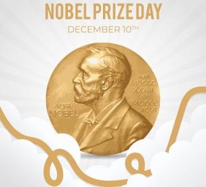 10 декабря - Нобелевский день — церемония вручения Нобелевской премии
