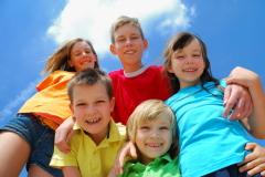 Международный день защиты детей на Украине