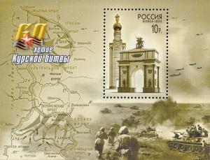 День воинской славы России — День разгрома советскими войсками немецко-фашистских войск в Курской битве (1943 год)