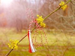 Праздник прихода весны в Болгарии