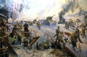 День воинской славы России — День начала контрнаступления советских войск в битве под Москвой в 1941 году