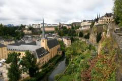 Праздник святого Виллайброрда в Люксембурге