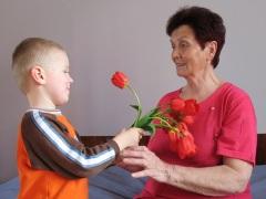 День бабушки в Польше