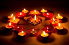 Дивали — фестиваль огней в Индии