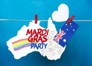Марди Гра в Австралии