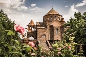 День памяти святой Рипсимэ в Армении