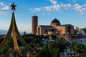 Праздник явления Богородицы в Бразилии