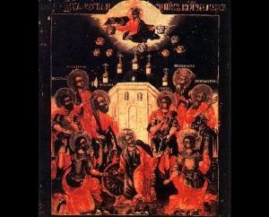 День памяти девяти мучеников Кизических