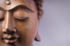Лхабаб Дуйсэн. Нисхождение Будды с неба Тушита на Землю