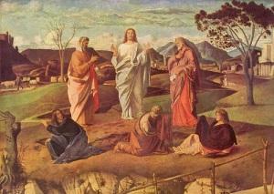 Преображение Господне у западных христиан