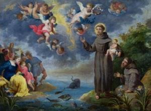 День святого Антония в Португалии