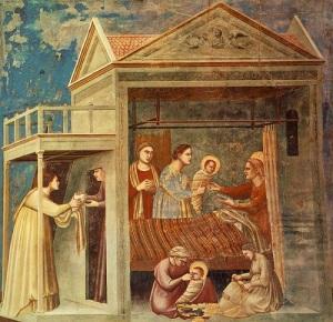 Рождество Божьей Матери в Италии