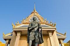 День памяти короля Рамы V в Таиланде