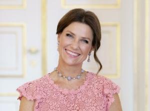 День рождения принцессы Марты Луизы в Норвегии