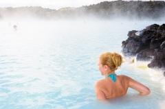 Первый день лета в Исландии