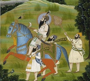 День рождения Гуру Гобинда Синха