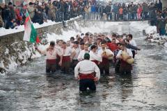 Богоявление в Болгарии