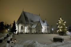 День святого Андрея в Финляндии