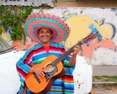 День святой Сесилии в Мексике