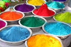 Холи — праздник весны и ярких красок в Индии