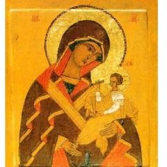 Празднование в честь иконы Божьей Матери Одигитрия, именуемой Шуйской
