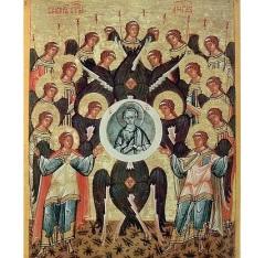 Празднование Собора Архистратига Михаила и прочих Небесных Сил бесплотных