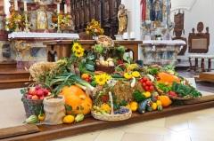 Праздник урожая в Германии
