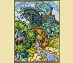 День памяти богатыря Святогора