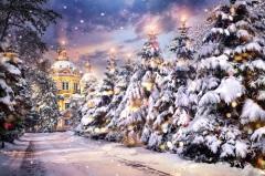 Рождественский сочельник у восточных христиан