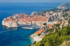 День защитников Дубровника в Хорватии