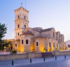 Лазарева суббота на Кипре