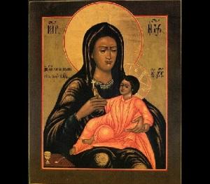 Празднование в честь Козельщанской иконы Божией Матери