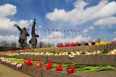 День поражения нацизма и памяти жертв Второй мировой войны в Латвии