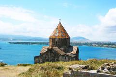 День озера Севан в Армении
