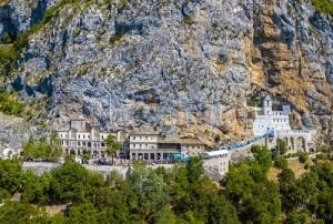 День святого Василия Острожского в Черногории