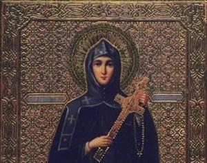 День памяти преподобной Евфросинии, игумении Полоцкой