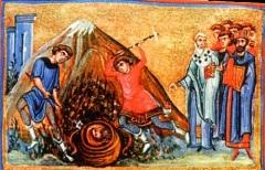Празднование в честь Третьего обретения главы Предтечи и Крестителя Господня Иоанна