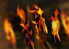 Праздник Огня воинов