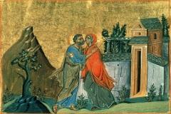 День памяти праведных Богоотец Иоакима и Анны