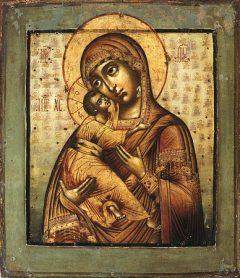 Сретение Владимирской иконы Пресвятой Богородицы (1395)