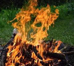 Пировассия — огнехождение в Греции