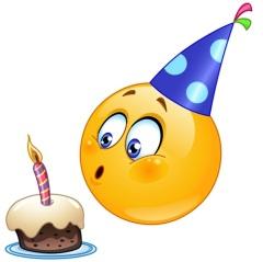 День рождения «Смайлика»