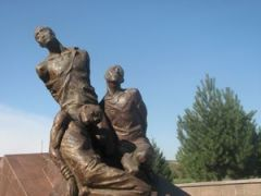 День памяти жертв политических репрессий в Кыргызстане