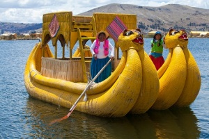 День Пуно в Перу