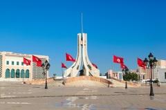 День революции и молодежи в Тунисе