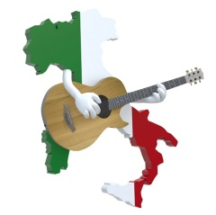 Пьедигротта в Италии